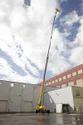 Rough Terrain Telescopic Boom Lift