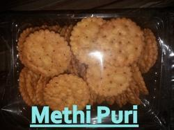 Methi Puri, Packaging Size: 200 Grams