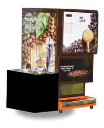 Fresh Milk Live Tea Machine