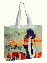 Digital Print Designer Cotton Bag
