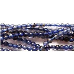 Iolite Gemstone Beads