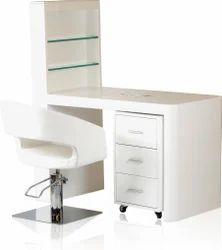 Damini Nail & Manicure Table, मैनीक्योर टेबल ...