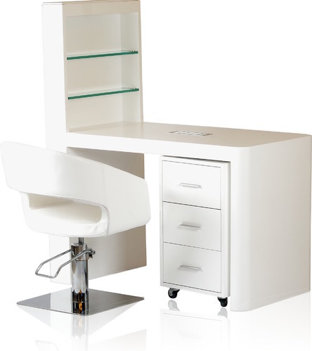 Damini Nail & Manicure Table, मैनीक्योर टेबल ...