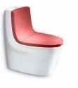 Roca Khroma Floorstanding One Piece Toilet Ice White