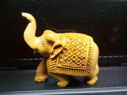 Special Fine Carved Elephant