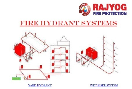 Fire Fighting Equipment Hydrant System And Yard Hydrant