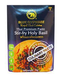 Blue Elephant Thai Holy Basil Stir Fry Paste 70g