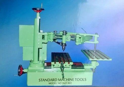 Metal Name Plate Engraving Machine
