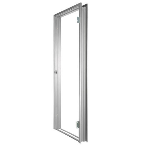 Steel Frame Doors stainless steel door frame, ss door - kmr metal construction works