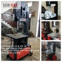 Heavy Duty Vertical Bandsaw Machine