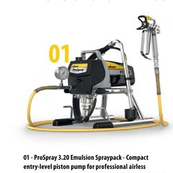 Airless Spraying Machine