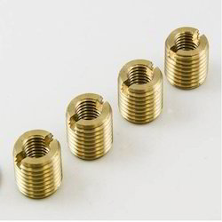 Brass Screw Machined Components