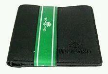 Woodland Black Wallet For Men's