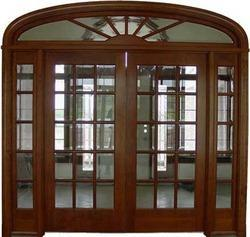 French Door - French Wooden Door Manufacturer from Nashik