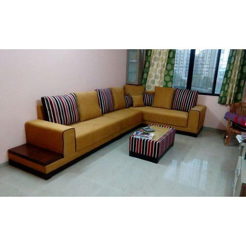 Modern L Shaped Sofa
