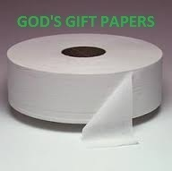 Mini Jumbo Roll Tissue Paper