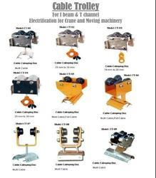 Crane Cable Trolley at Best Price in India