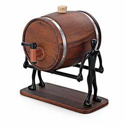 Wooden Decanter
