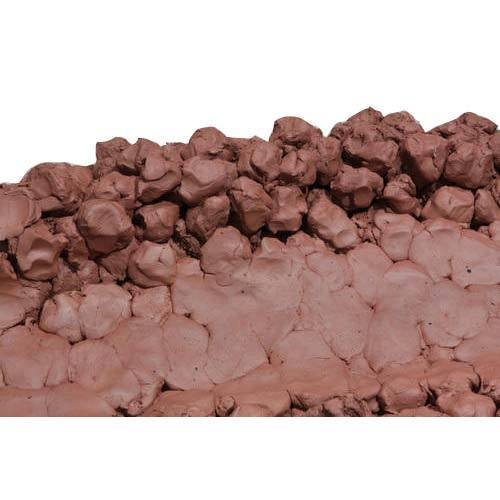 Red Clay Lumps