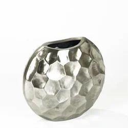 Table Top Aluminium Flower Vase