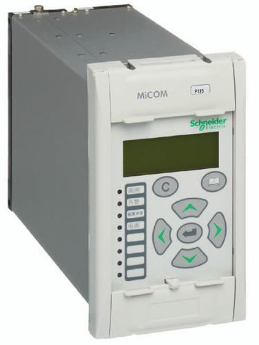 micom p220 schneider electric relay 24 250 v rs 75000 piece id rh indiamart com micom p111 relay manual Differential Protection Relay