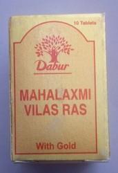 Mahalaxmi Vilas Ras Tablet