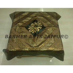 Designer Table Cover Brocade Dupion Marfi