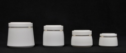 Double Wall Cream Jars