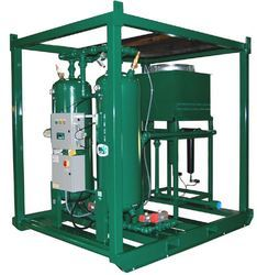 Internally Heated Air Dryer