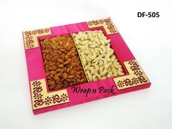 Fancy Dry Fruit Trays And Boxes