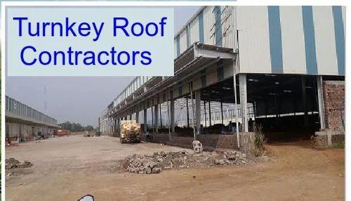 Roofing Contractor Industrial Roofing Sheet Contractors