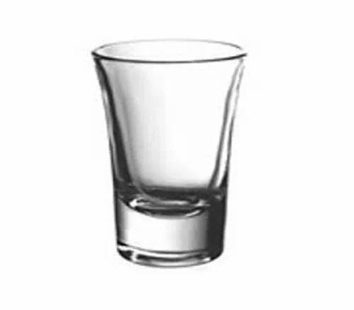 GLASSTICK Transparent Taquila Shot Glass, For Home