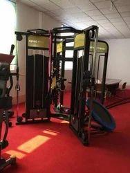 Multi Full Cardio Exercise Machine
