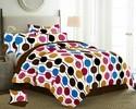 Dark Colour Bed Sheet