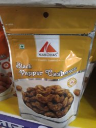 Black Pepper Cashews Nut