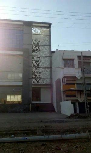 Acrylic Baluster & Acrylic Design Wall Clock Manufacturer from Rajkot