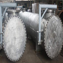Parallel Heat Exchanger