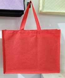 Embossed Non Woven Fabric Bag
