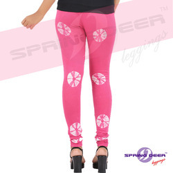 Printed Legging