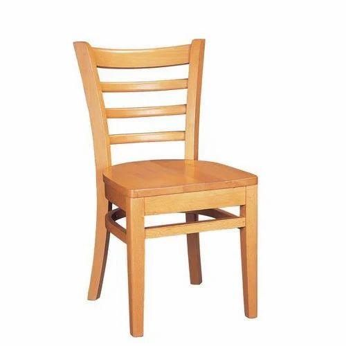 Merveilleux Wooden Chair