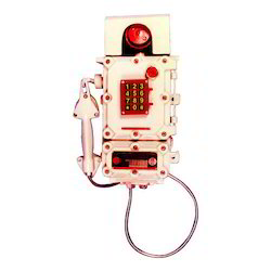 AB Enterprises Flameproof Telephone