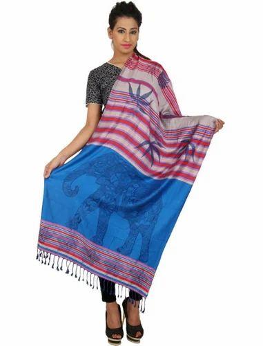 f00cf0e62 Designer Stoles - Fine Wool Stole Manufacturer from Ludhiana