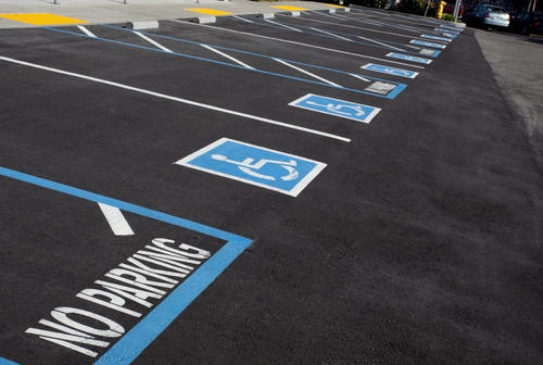 Car Parking Marking Paint Road Paint Thermoplastic Paint Earth