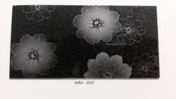 Meraki Black MRK 2037 PVC Laminate Sheet, Thickness: 2 mm, Size: 8 X 4 Feet