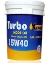 15W40 Turbo HDDE Oil