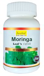 Moringa Leaf Supplements