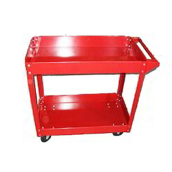 Instrument Trolley MS 2 Shelves