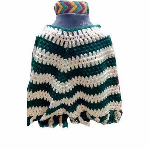 Kidswear Kids Crochet Poncho Rs 500 Piece Chhaviianantraj