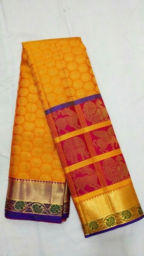 Silk Sarees and Pattu Sarees Manufacturer | Sri Kumaran Tex, Chennai