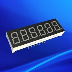 6 Digit 7 Segment Display Module